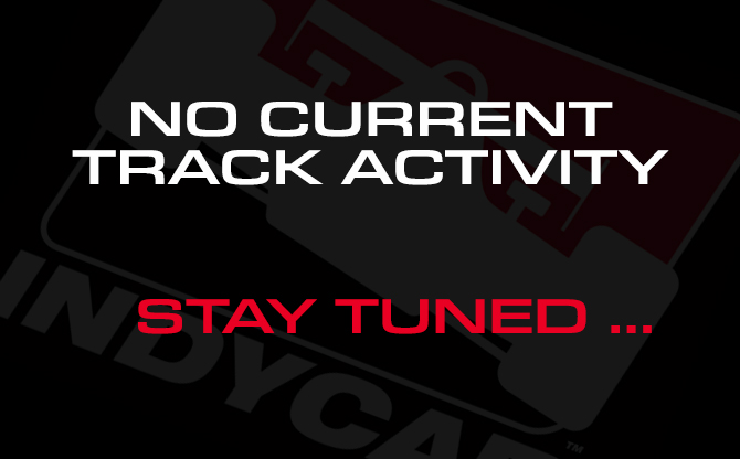 No Current Track Activity