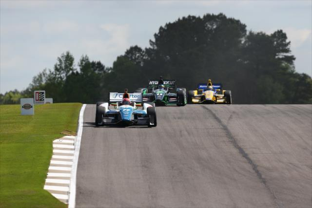 IndyCar: Simon Pagenaud previews Barber Motorsports Park