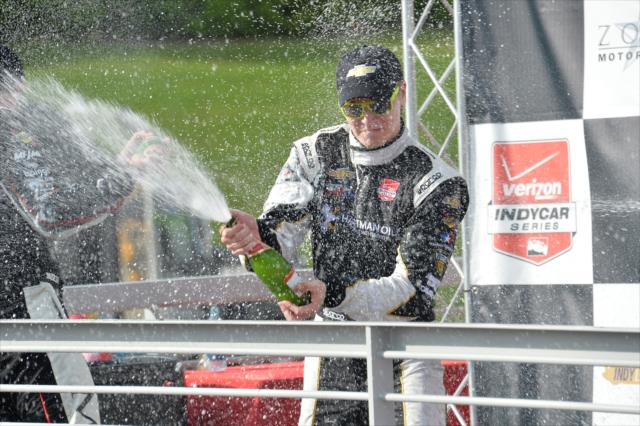 IndyCar: Alabama – Newgarden takes first career IndyCar win