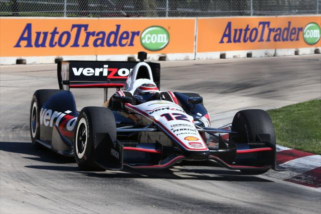 IndyCar: Detroit (Race 1) – Power tops Rahal, Kanaan