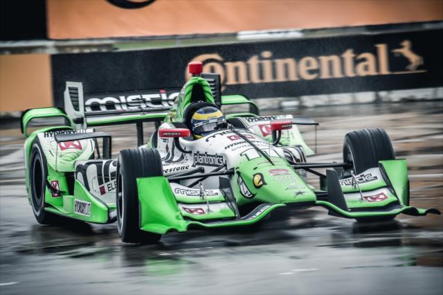 IndyCar: Belle Isle, Race 2 – Bourdais tops Sato, Rahal