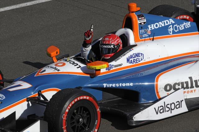IndyCar: Pagenaud wins inaugural Grand Prix of Indianapolis
