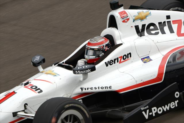 IndyCar: GP of Indianapolis – Power wins from pole, Rahal second