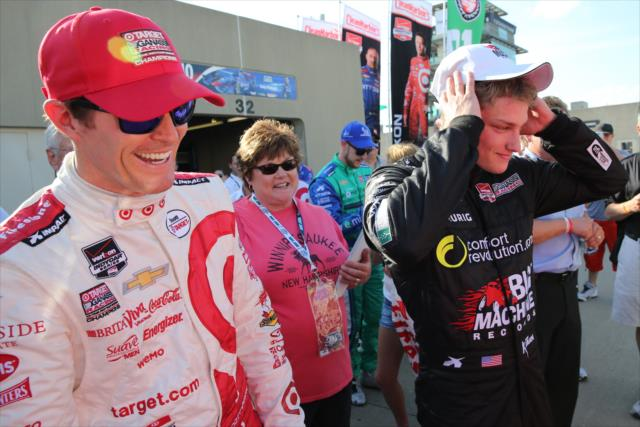 IndyCar: Karam, Dixon, Hildebrand top Indy 500 practice