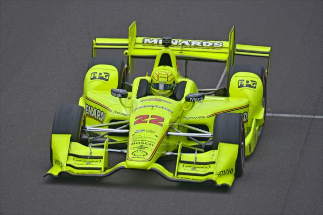 IndyCar: Grand Prix of Indy – Pagenaud wins third straight