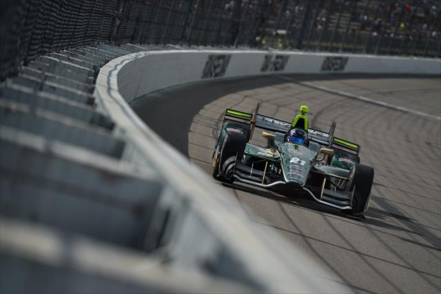 IndyCar: Iowa – Newgarden dominates for the win