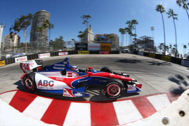 IndyCar: AJ Foyt's Takuma Sato talks Long Beach