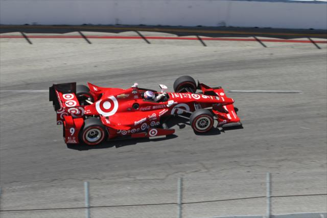 IndyCar: Long Beach – Dixon beats Castroneves, Montoya