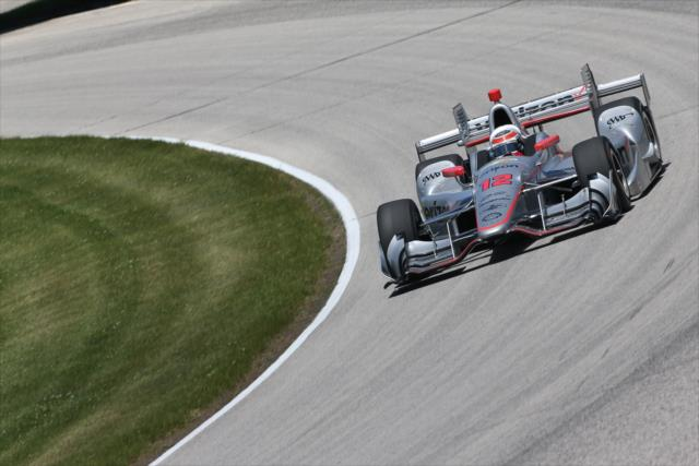 IndyCar: Road America – Power beats Kanaan and Rahal