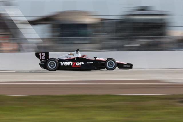 IndyCar: St. Pete – Will Power picks up where he left off
