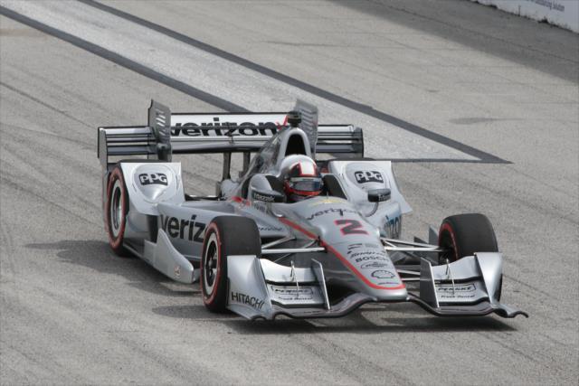 IndyCar: St. Petersburg – Montoya wins season opener again