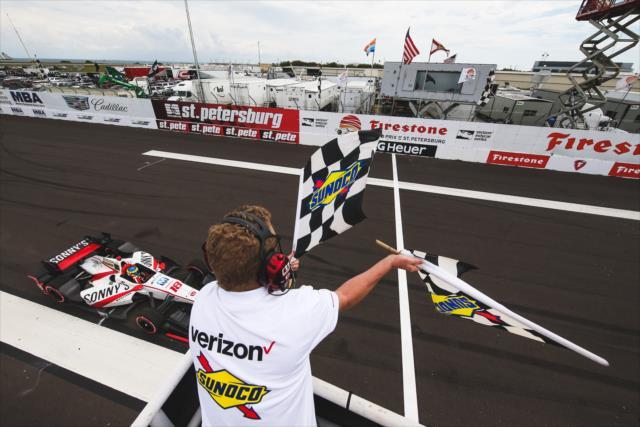 Foto gentileza de IndyCar Media/Joe Silbinski