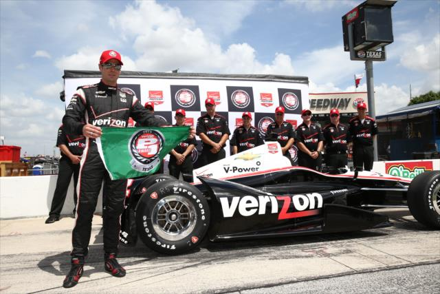 IndyCar: Texas preview – Power, Newgarden qualify 1-2 for Saturday night race