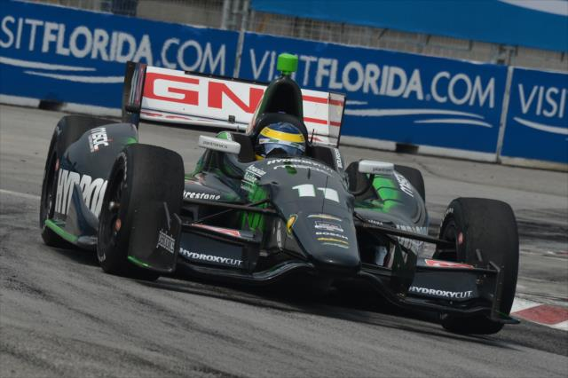 IndyCar: Toronto Race 1 – Bourdais goes pole to checkers, first win since 2007