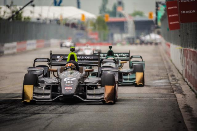 IndyCar: Toronto – Newgarden, Filippi give CFH Racing 1-2, Castroneves third